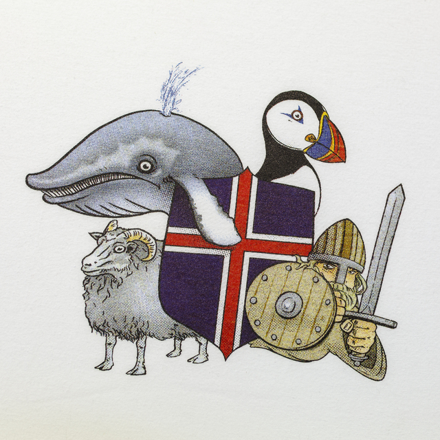 The puffin has suddenly become a symbol of Iceland, seemingly …