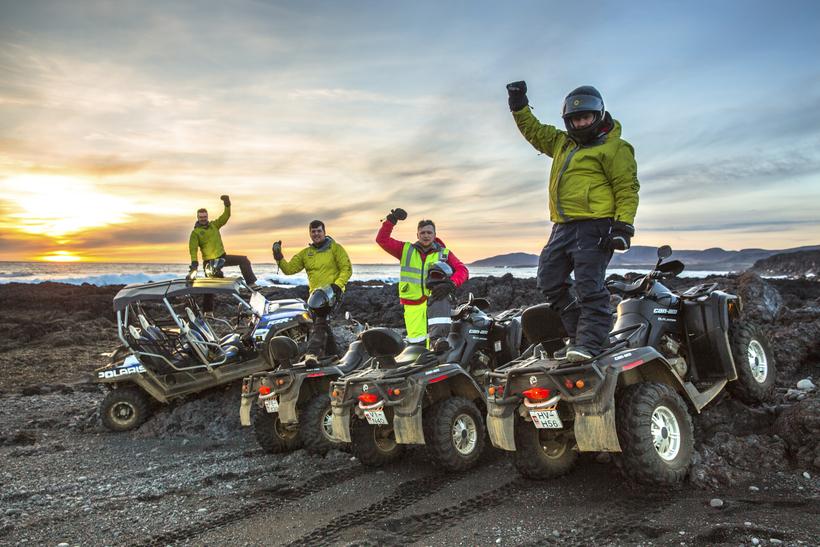 4×4 Adventures Iceland.