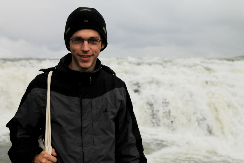 Alexander Dings from Germany has visited Iceland on two occasions.