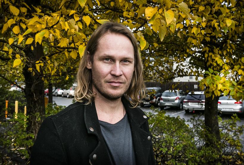 Atli Rafn Sigurðsson leikari.