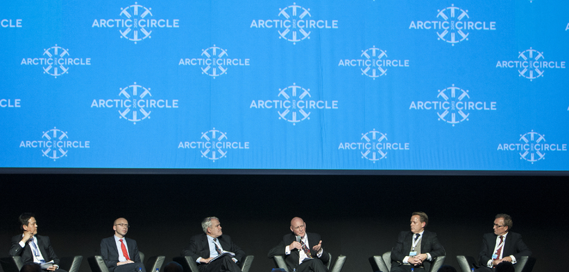 This weekend, the future of the Arctic is the topic …