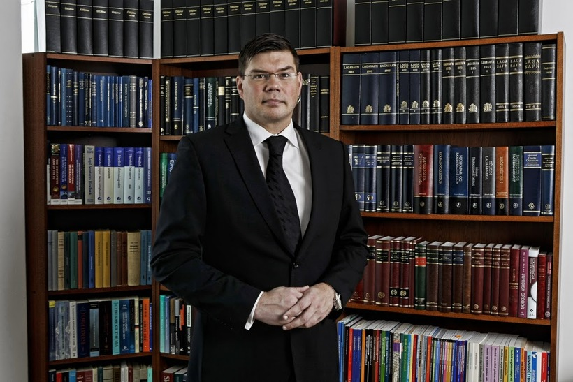 Jón Þór Ólason, lektor í refsirétti við Háskóla Íslands.
