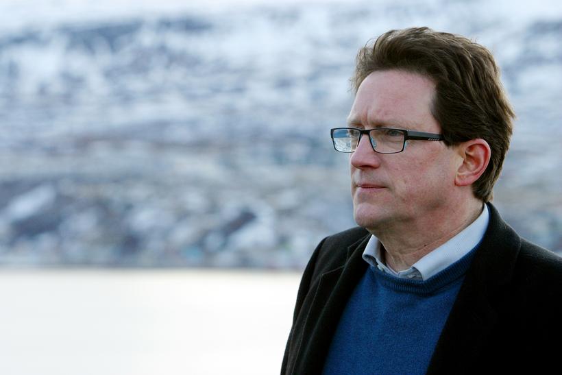 Kristján Þór Júlíusson.