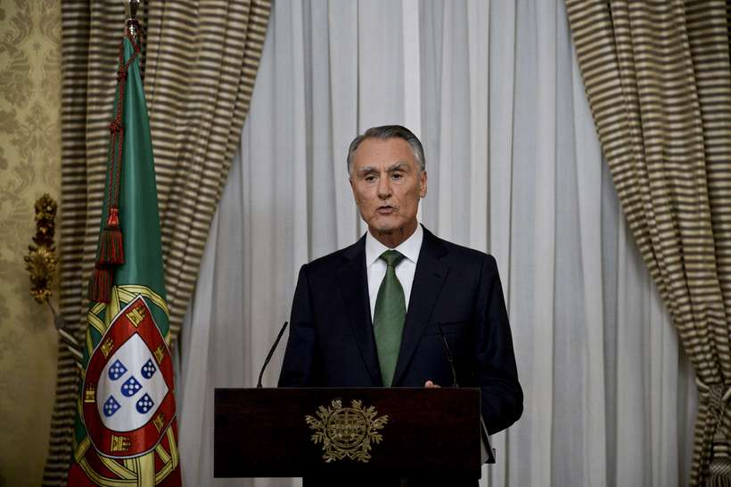 Anibal Cavaco Silva, forseti Portúgal.