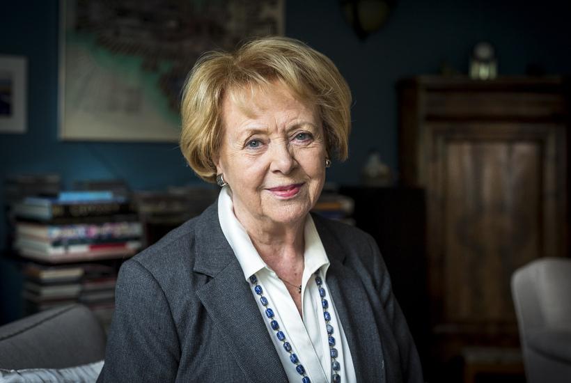 Vigdís Finnbogadóttir, fyrverandi forseti Íslands, var ein þeirra sem skrifuðu …