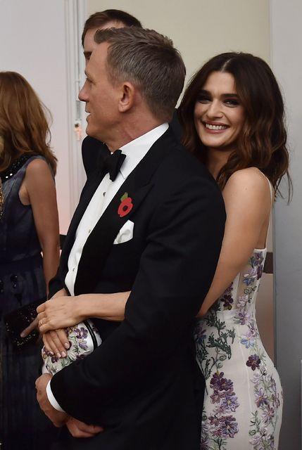 Daniel Craig og Rachel Weisz.