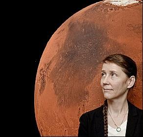 Catharine A. Conley, reikistjörnuvörður hjá NASA.