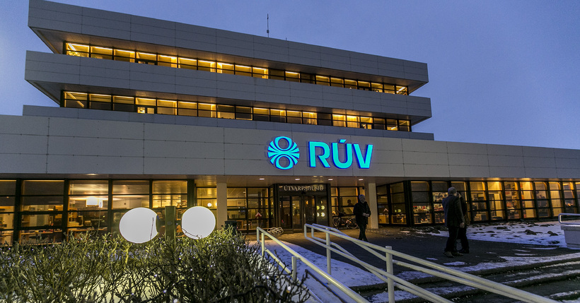 RÚV is in more debt than its revenue for an ...