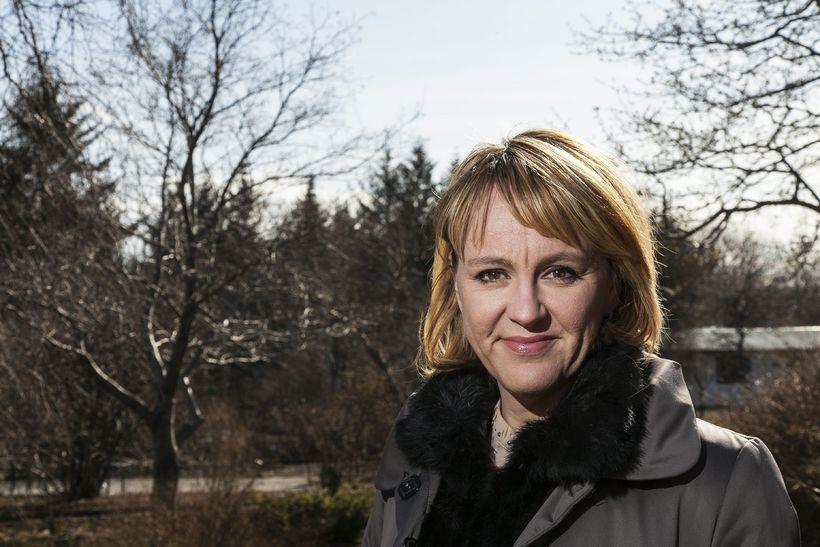 Hanna Birna Kristjánsdóttir, fyrrverandi innanríkisráðherra.