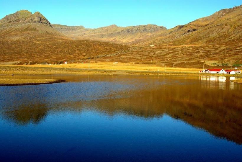 Stöðvarfjörður, a remote fjord in the east, could have been …