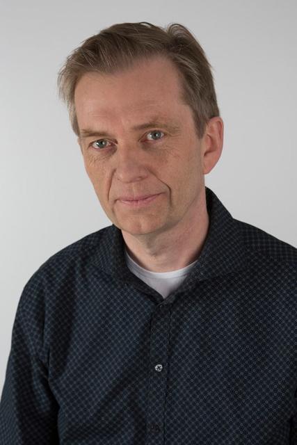 Gunnar Stefánsson, prófessor í tölfræði.