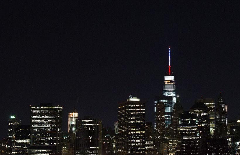 One World Trade Center í New York.