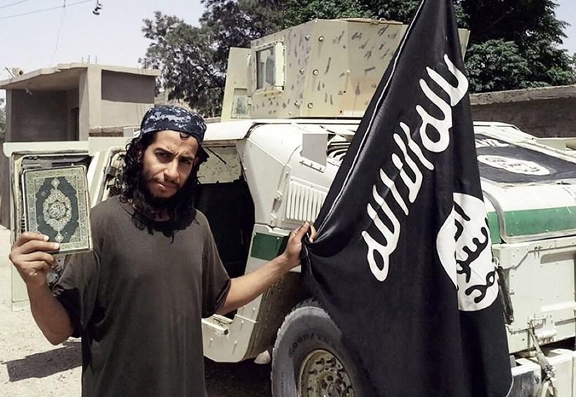Abdelhamid Abaaoud er sagður hafa fallið í umsátrinu.