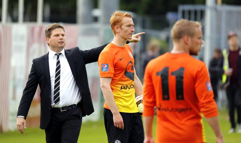 Bjarni Guðjónsson, Aron Bjarki Jósepsson, Almarr Ormarsson