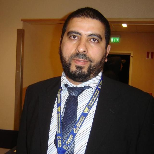 Karim Askari, framkvæmdastjór Stofnunar múslima á Íslandi ses.