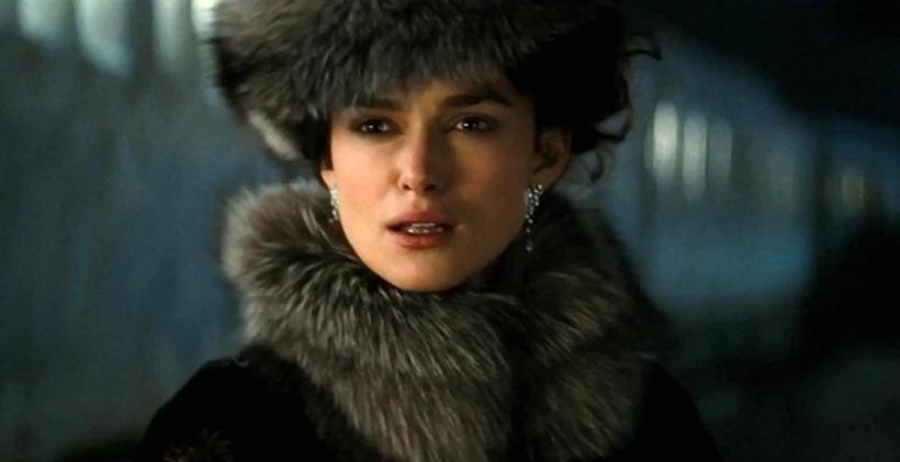 For winter style think Anna Karenina.