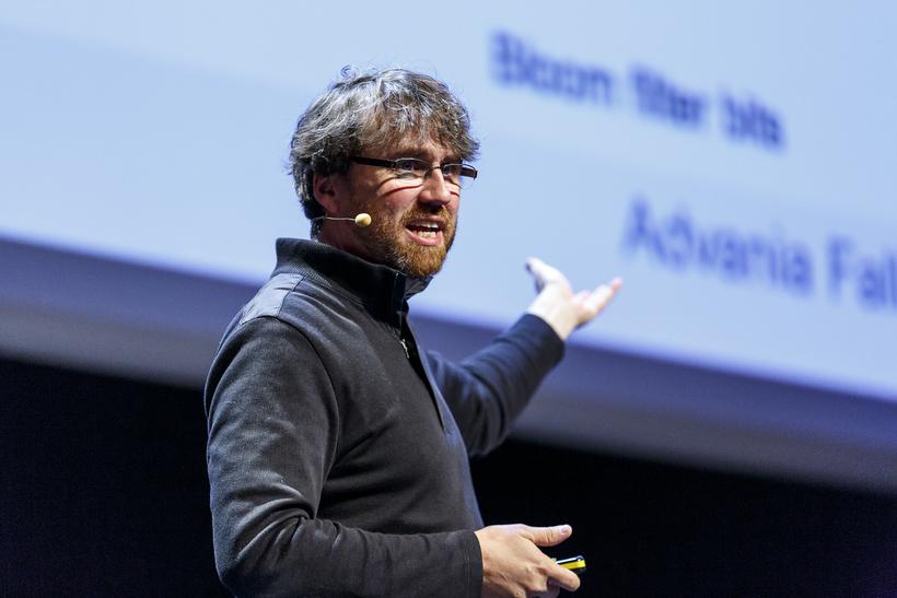 Úlfar Erlingsson, forstöðumaður tölvuöryggisrannsókna hjá Google.