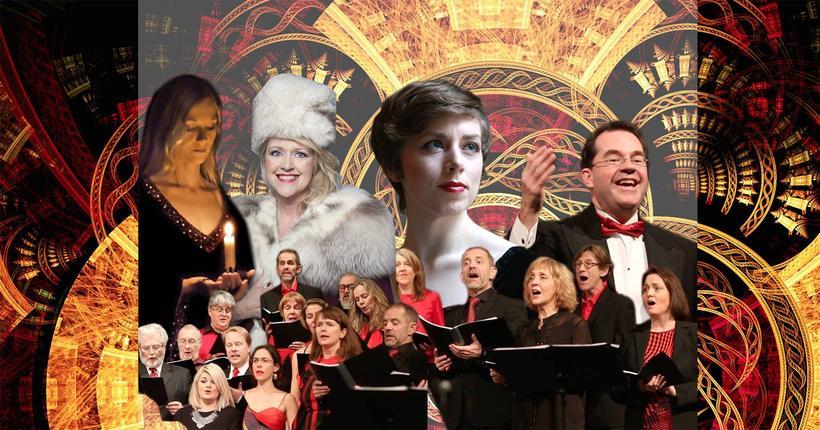Special guests of the evening are Irish singers Regina McDonald ...