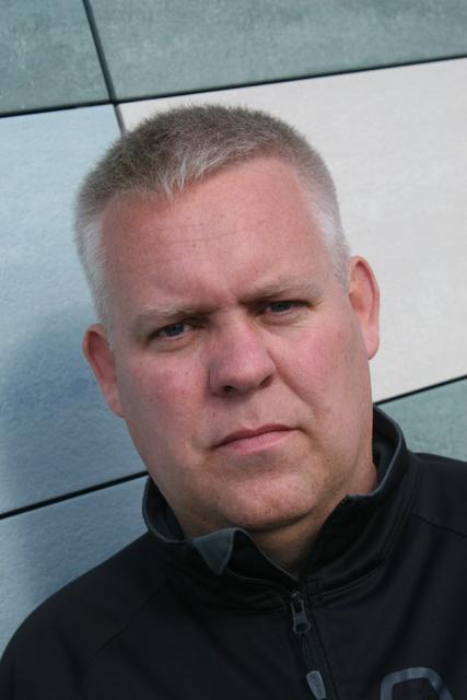 Jónas Guðmundsson hjá Landsbjörg.