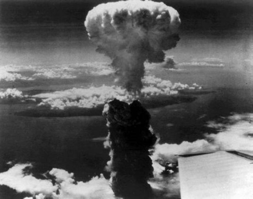 Nagasaki, 1945.