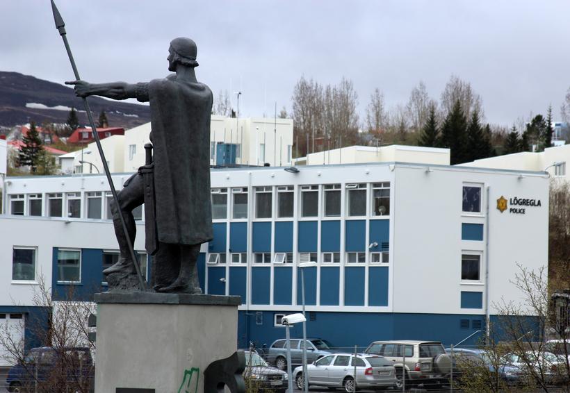 Lögreglustöðin Akureyri