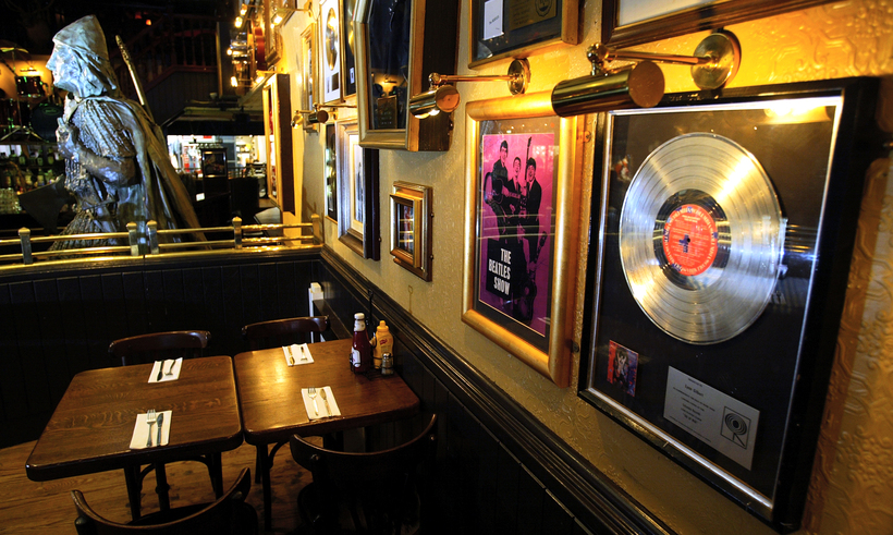 From the previous Hard Rock Café in Iceland, which closed …
