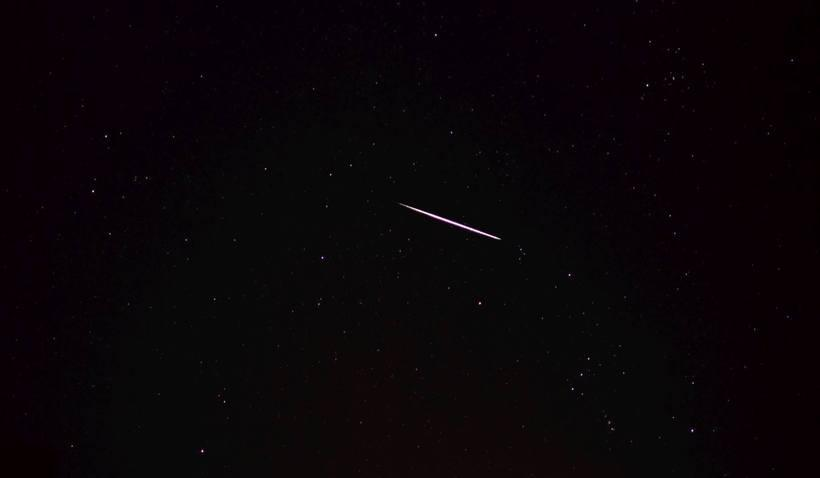 The meteor shower which occurs every year in December was ...