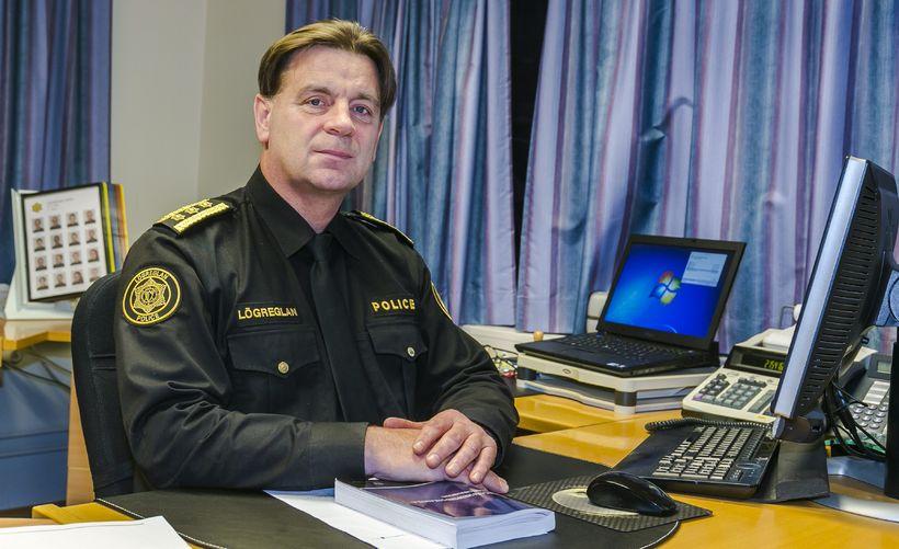 Karl Gauti Hjaltason, formaður yfirkjörstjórnar Suðurkjördæmis og skólastjóri lögregluskólans.