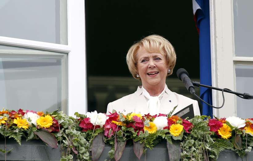 The most comprehensive presidential victory in Iceland was in 1988, ...