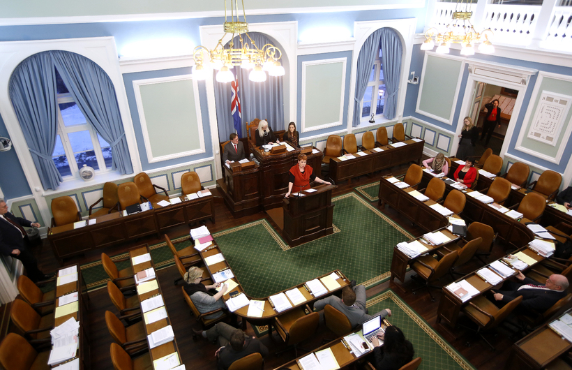 63 MPs sit in Iceland's parliament ('Alþingi').