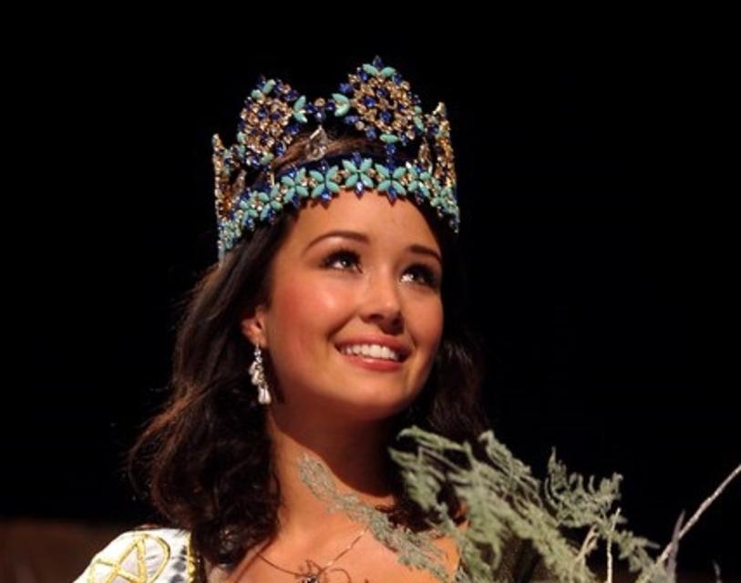 Unnur Birna Vilhjálmsdóttir, Miss World 2005.