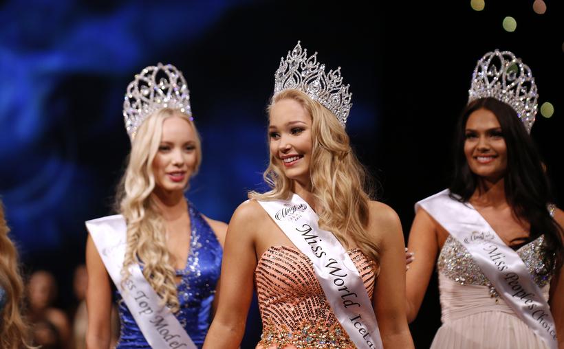 Arna Ýr Jónsdóttir, Miss Iceland 2015.