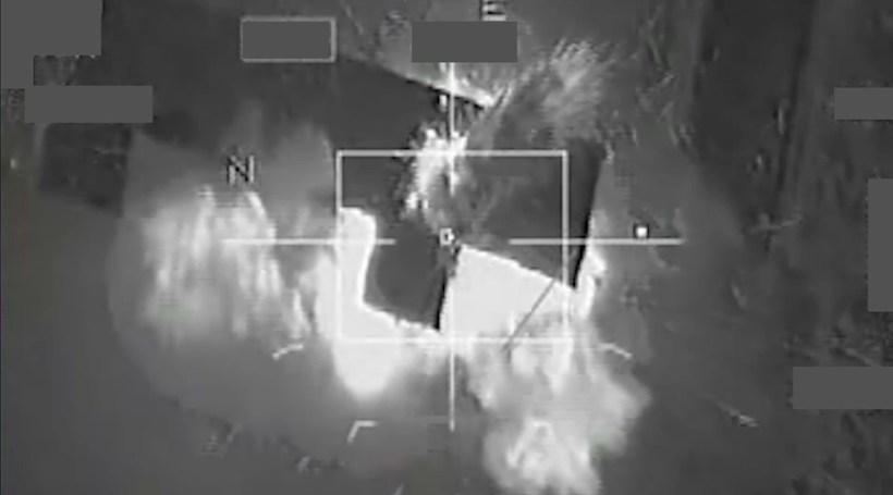 Loftárás á Raqqa
