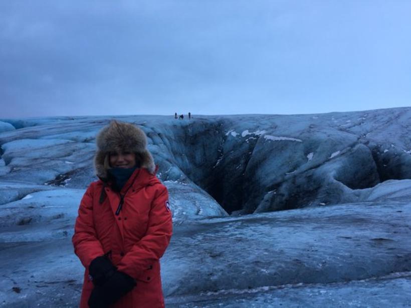 "Iceland gives GMA ""coolest live shot ever"" - Iceland Monitor"