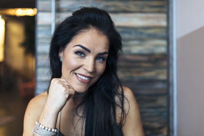 Sólveig Þórarinsdóttir.