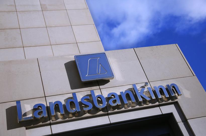 Eignarhlutur ríkisins í Landsbankanum er stærsta eign ríkissjóðs.