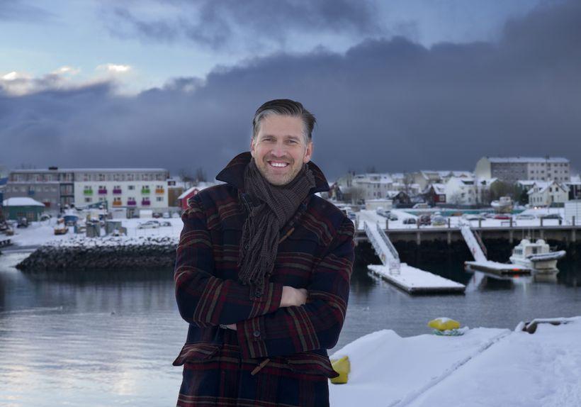 Þór Sigfússon, stjórnarformaður Sjávarklasans.