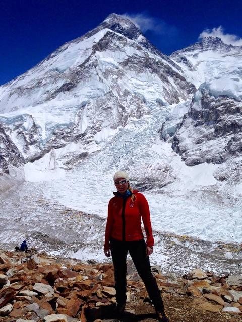 Vilborg reyndi fyrst við Everest vorið 2014. Hún hafði verið …