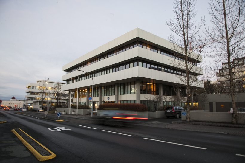 The Icelandic Foreign Ministry.