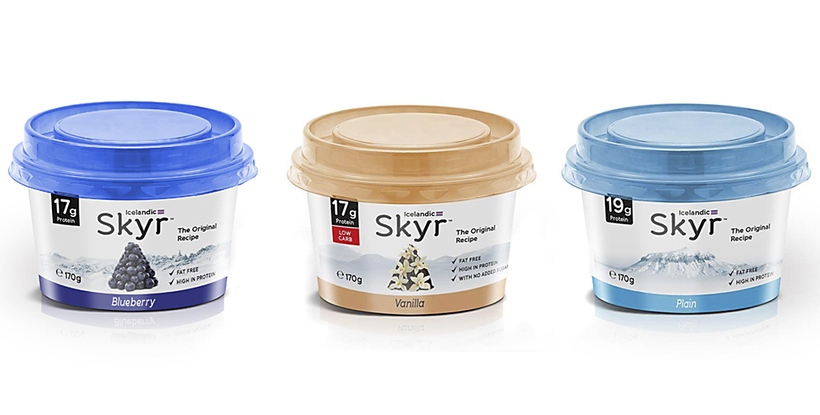 This is precisely what the skyr sold at Waitrose will ...