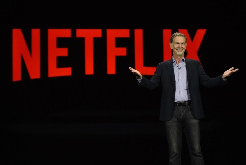 Reed Hastings, forstjóri Netflix.