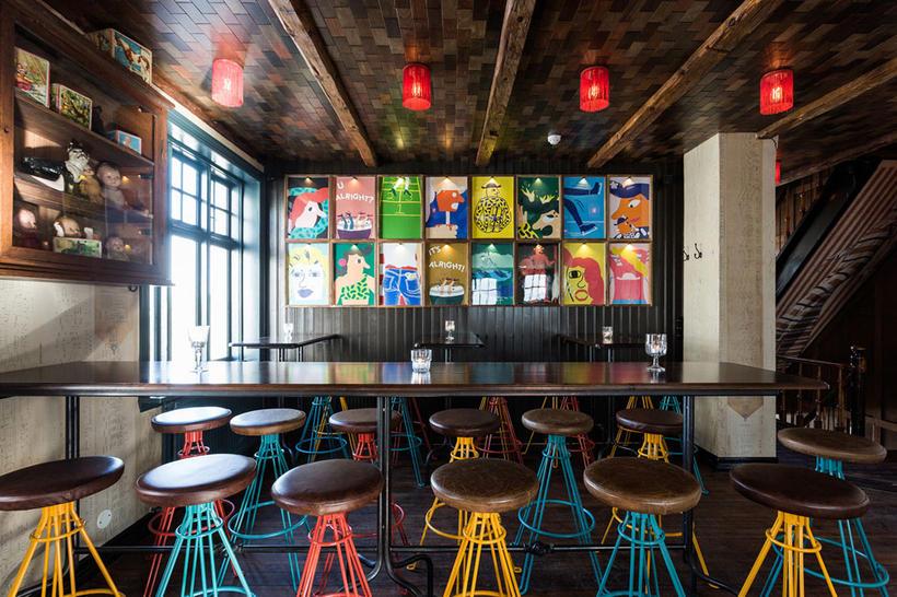 The Mikkeller & Friends bar on Hverfisgata 12