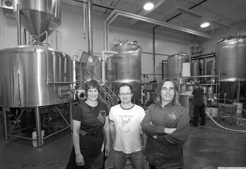 The Montreal brewery Dieu du Ciel!
