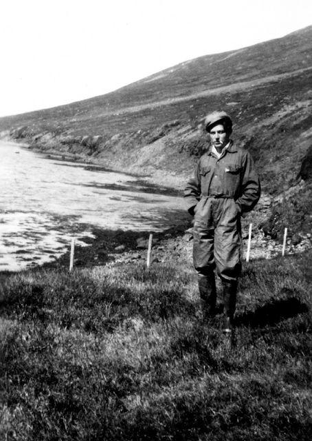 August Lehrmann, Þjóðverjinn sem fór huldu höfði á Vestfjörðum á ...