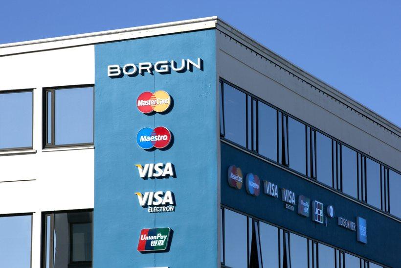 Landsbankinn sold its 31.2% share in Borgun in November 2014.