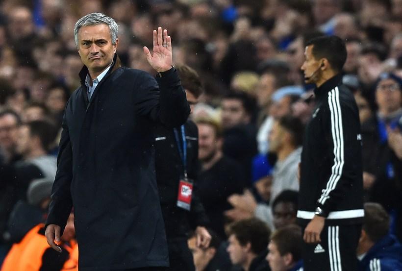 Jose Mourinho vill taka við Manchester United.