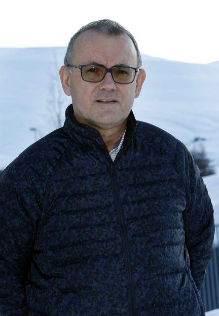 Víðir Gíslason.