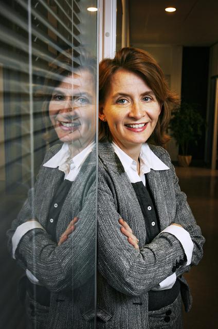Rúna Hauksdóttir Hvannberg, forstjóri Lyfjastofnunar.