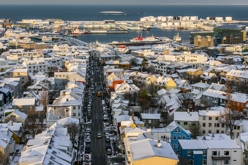 Reykjavik is among the cities advertised on prostitution websites.