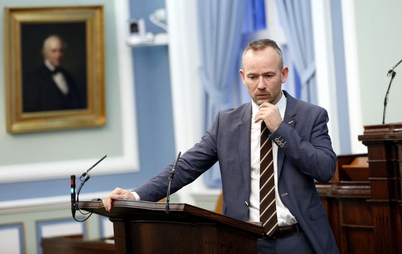 Róbert Marshall, þingmaður Bjartrar framtíðar.